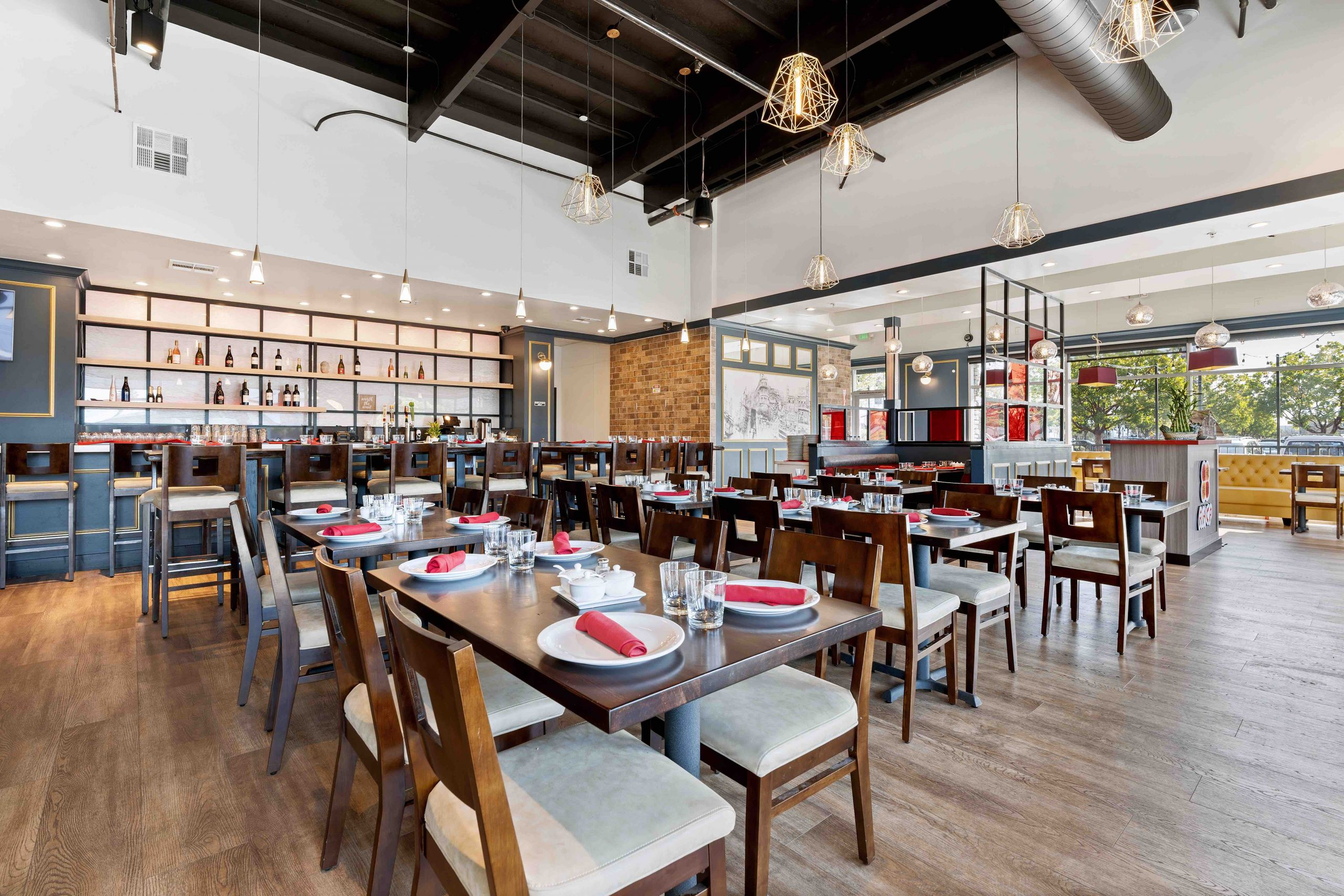 Red Hot Chilli Pepper, Fremont Dining Room 8